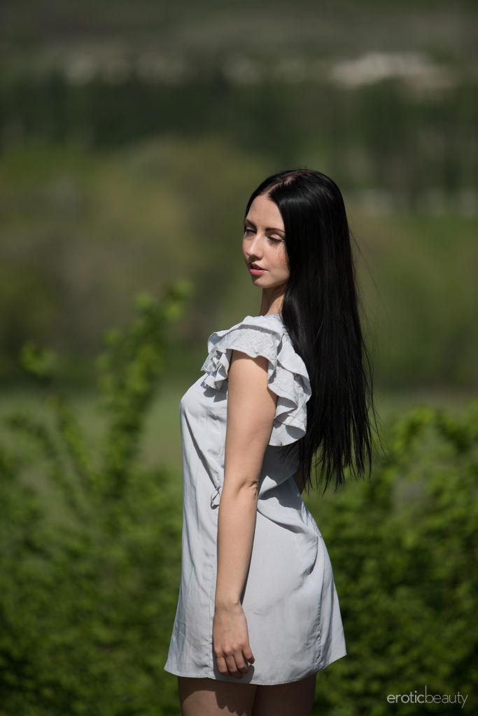 Naga dziewczyna foto