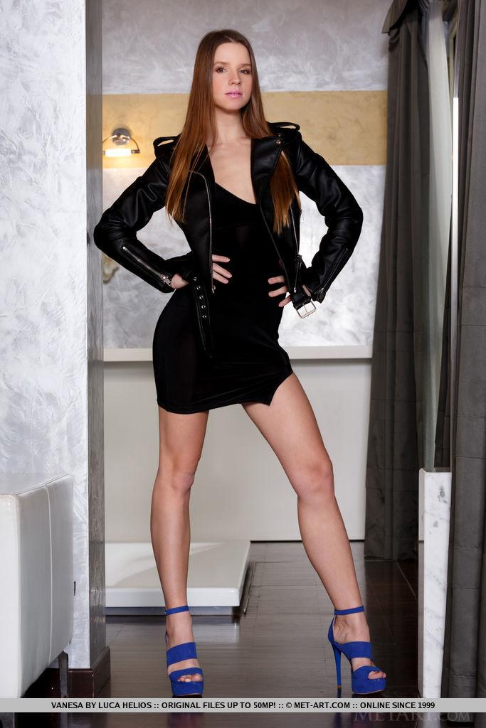 Gorąca porno modelka
