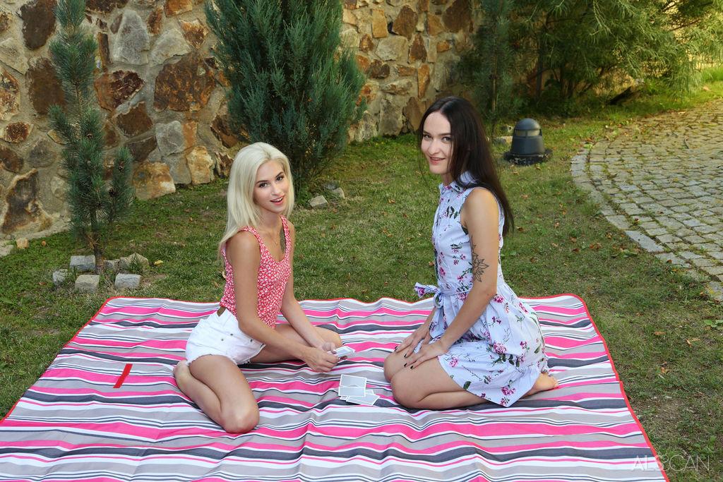 Dwie lesbijki